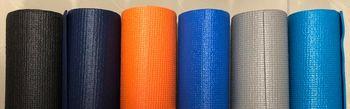 Коврик для йоги 173х60х0.3 см PVC S124-24 MRKT (3229)