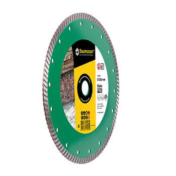 купить Алмазный диск Baumesser 1A1R Turbo 230x2,6x9x22,23 Baumesser Stein PRO в Кишинёве