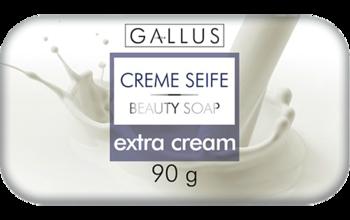 Крем - мыло Gallus 90g Extra Cream