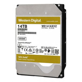 """3.5"""" HDD 14.0TB-SATA-512MB Western Digital """"Gold Enterprise Class (WD141KRYZ)"""""""