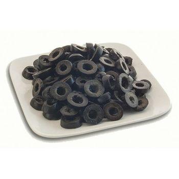 cumpără Masline negre feliate(conservate) 250gr=22 LEI. GRECIA în Chișinău