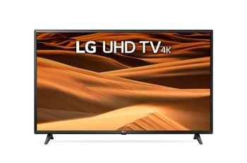 """43"""" LED TV LG 43UM7090PLA, Black"""