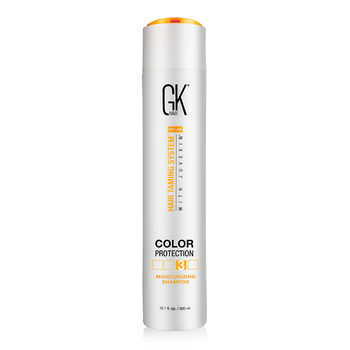 Moisturizing Shampoo Color Protection 300ml / GKhair