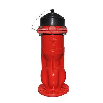 купить Гидрант пожарный подземный HP-M pn16 dn100/220 MOSK TIP2 H=1750 с обрат.клапаном GJS  PL в Кишинёве