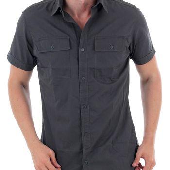 Рубашка JACK&JONES Серый
