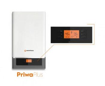 купить Warmhaus Priwa Plus 24 конденсационный котел в Кишинёве