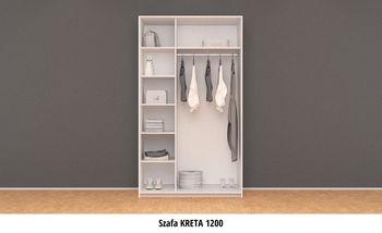 купить Шкаф Kreta 120 (дуб сонома) в Кишинёве