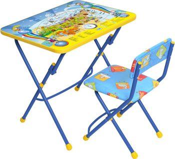купить Комплект детский  (стол+стул мягкий) КУ1 в Кишинёве