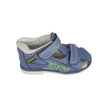 Sandale Baieti (26-31) albastru deschis /12