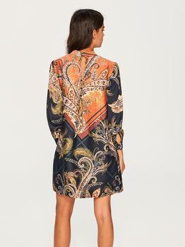Платье RESERVED Принт ut581-83x