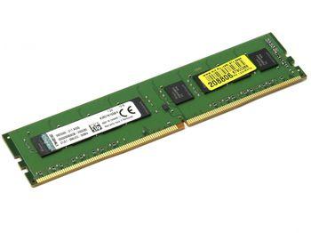 16GB DDR4-2400  Kingston ValueRam, PC19200, CL17, 1.2V