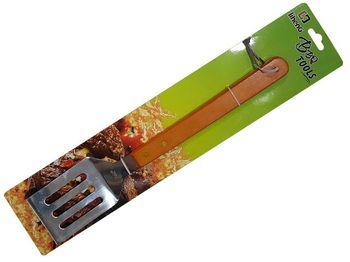 Лопатка для гриля 38.5cm, с деревянной ручкой