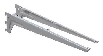 cumpără Clemă unghiulară 480 mm, 1 pereche, argintiu în Chișinău