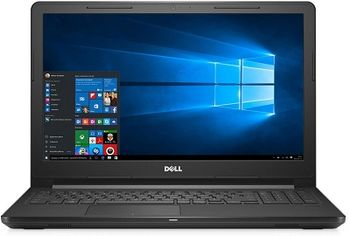 "DELL Vostro 15 3000 Black (3578), 15.6"" FullHD (Intel® Core™ i5-8250U up to 3.40GHz, 8GB DDR4 RAM, 256GB SSD, AMD Radeon R5 M420 2GB Graphics, DVDRW8x, CardReader, HDMI, WiFi-AC/BT4.0, HDMI, 4cell, HD720p Webcam, RUS, Ubuntu , 2.18kg)"