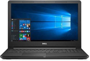 """DELL Vostro 15 3000 Black (3578), 15.6"""" FullHD (Intel® Core™ i7-8550U up to 4.0GHz, 8GB DDR4 RAM, 256GB SSD, AMD Radeon R5 M520 2GB Graphics, DVDRW, CardReader, HDMI, VGA, WiFi-AC/BT4.0, 4cell, HD720p Webcam, RUS, Ubuntu , 2.18kg)"""