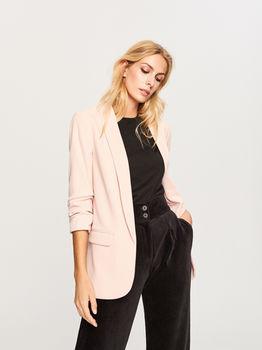Пиджак RESERVED Светло розовый tc519-03x