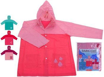 купить Дождевик для девочек 6-10лет, с  резинкой, разн в Кишинёве