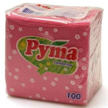 cumpără Ruta șervețele de masă roz, 100 buc în Chișinău