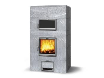 Печь-камин с духовкой - Tulikivi TLU2000/50