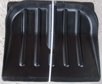 купить Лопата снегоуборочная пластмасовая 40*46 см в Кишинёве
