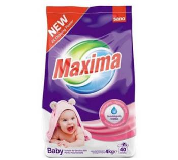 купить Sano Maxima Стиральный порошок Baby Sensitive (4 кг.) 992126 в Кишинёве
