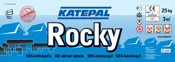 купить Katepal Rocky Махагон в Кишинёве