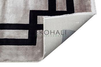 купить Ковёр EKOHALI Baroque BR 01 Grey Black в Кишинёве
