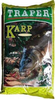Прикормка Traper  KARP 1кг