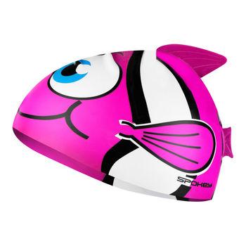 купить Шапочка для плавания Spokey Rybka Marlin, 927892 в Кишинёве