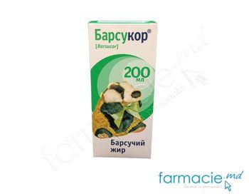 купить Grasime de bursuc 200 ml в Кишинёве