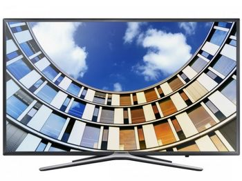 "32"" TV Samsung UE32M5500AUXUA, Grey (SMART TV)"
