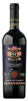 """Комрат Фольклорные вина """"Feteasca Neagră Rară Neagră"""" красное сухое, 0,75 л"""