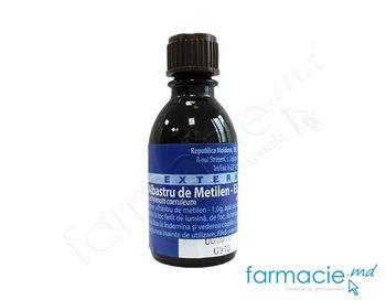 купить Albastru de metilen sol.apoasa 1% 25ml (Cojusna) TVA20% в Кишинёве