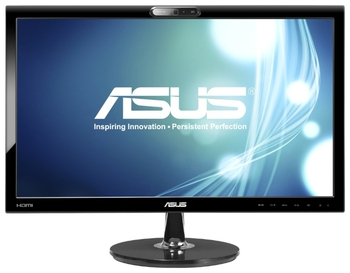 "купить 21.5"" ASUS ""VK228H"", G.Black (1920x1080, 5ms, 250cd, LED80M:1, DVI, HDMI, 1.0M, 2x1W) в Кишинёве"