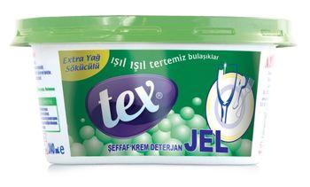 Гель для мытья посуды TEX 240гр