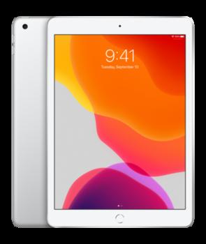 купить iPad 10.2 2019 32Gb WiFi Silver в Кишинёве