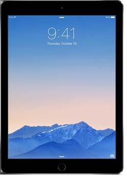 купить Apple iPad Air 2 16Gb 4G Space Grey в Кишинёве