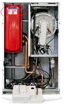 купить Baxi NUVOLA Duo-tec 33 GA настенный конденсационный газовый котел (двухконтурный) в Кишинёве