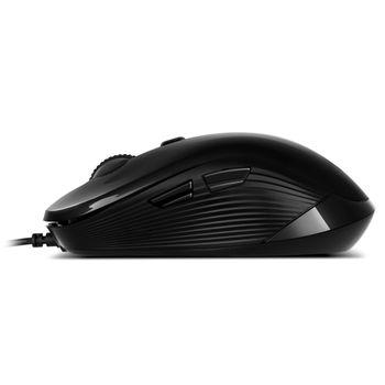 Mouse Sven RX-520S Silent, Black
