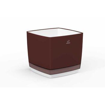купить 2453Двух-слойный квадратный горшок200F6 в Кишинёве