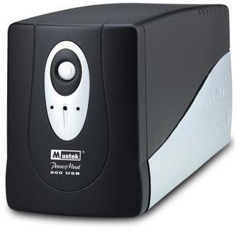 Back UPS Mustek PowerMust 600VA+