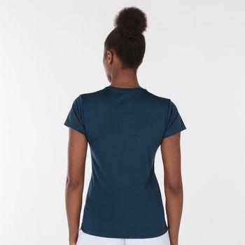Футболка Joma - Combi Woman Темно-Синяя