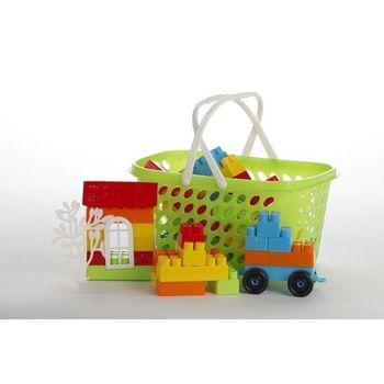 купить Burak Toys Конструктор в корзине Dixy в Кишинёве