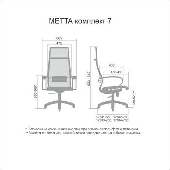 купить METTA  7 black в Кишинёве