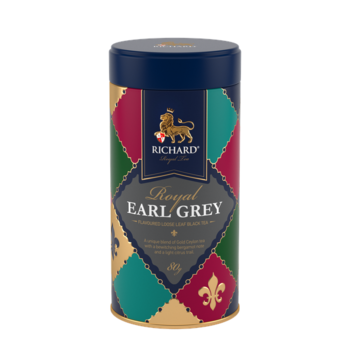 Richard Royal Earl Grey 80гр