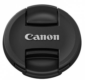 Lens Cap Canon E-58 II for Lenses EF 24mm,28mm,50mm,85mm,100mm,70-300mm,75-300, EF-S18-55,55-250mmTS-E90 (Fits Lenses with 60mm Filter Threads)