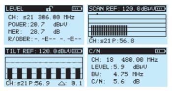 купить Deviser C1200 DVB-C Meter в Кишинёве