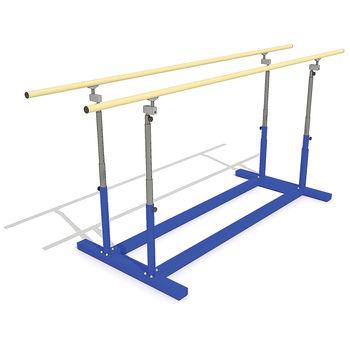 купить Брусья гимнастические параллельные PTP 626.01 в Кишинёве