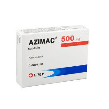 cumpără Azimac 500mg caps. N3 în Chișinău