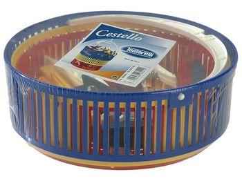 купить Набор прищепок Cestello 25шт, пластик, в корзинке в Кишинёве